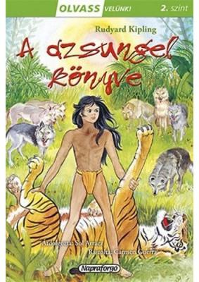 Olvass velünk! (2) - A dzsungel könyve
