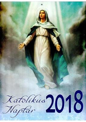 Katolikus Naptár 2018  MÁRIA