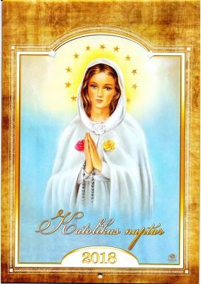 Katolikus naptár 2018