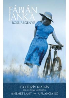 Rose regénye