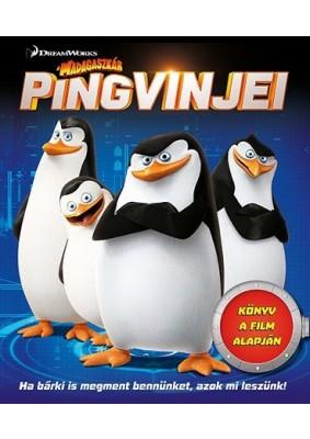 Madagaszkár pingvinjei - mesekönyv