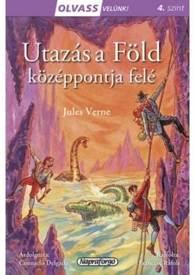 Olvass velünk! (4) - Utazás a Föld középpontja felé