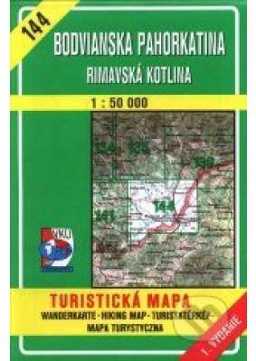 144 - Bodvianska pahorkatina, Rimavská kotlina