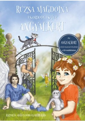 Angyalkert - CD