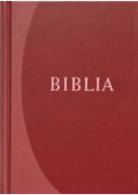 Biblia, revideált új fordítás, középméretű, keménytáblás