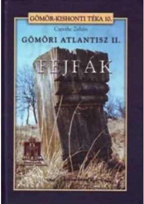 Gömöri atlantisz II. - Fejfák