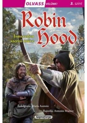 Olvass velünk!  - Robin Hood