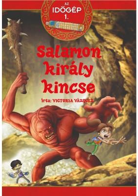Az időgép 1. - Salamon király kincse