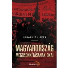 Magyarország megcsonkításának okai