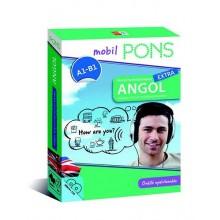 PONS Mobil nyelvtanfolyam EXTRA - Angol    - Hallgass, ér...