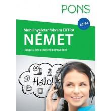 PONS Mobil Nyelvtanfolyam extra - Német - CD melléklettel...
