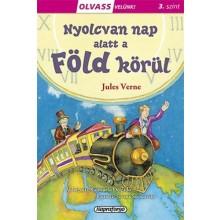 Olvass velünk! (3) - Nyolcvan nap alatt a Föld körül