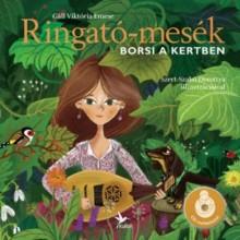Ringató-mesék - Borsi a kertben - CD