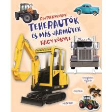 Rejtvénykönyv- Teherautók és más járművek nagy könyve