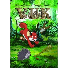 Vuk - képeskönyv