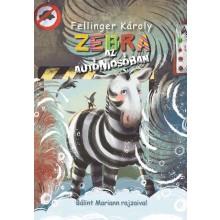 Zebra az autómosóban