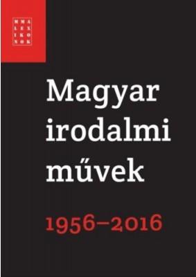 Magyar irodalmi művek 1956-2016