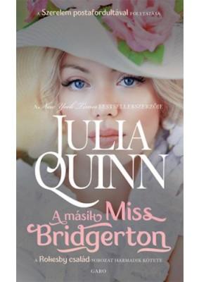 A másik Miss Bridgerton - Rokesby-család 3.