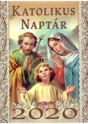 Katolikus Naptár 2020